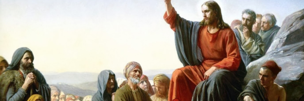 Blahoslavení žalostiaci, lebo oni potešenia dôjdu (Blahoslavenstvá)