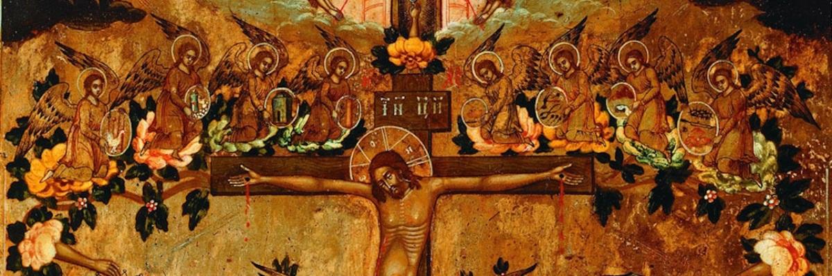Kristov kríž stojí pre každého, aby získal večný život (Napomínanie duše)