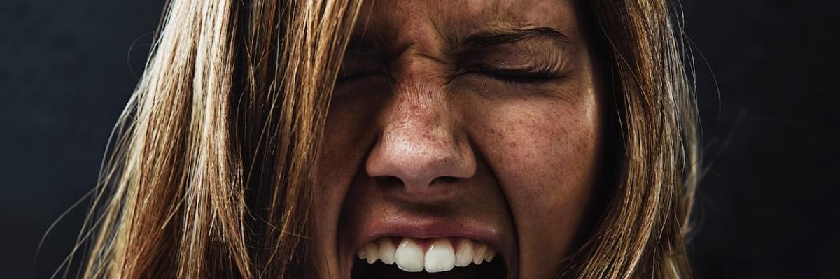 Asketika - krotenie hnevu dodatok